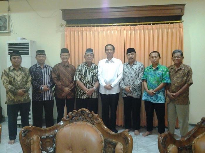 Kunjungan Jokowi Ke Ponpes LDII Jaktim