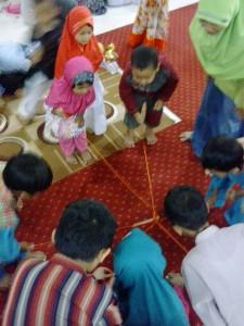 kegiatan bcm ldii semampir surabaya