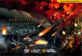 Sejarah Kaum Sodomi, Nabi Luth Alaihi Salam