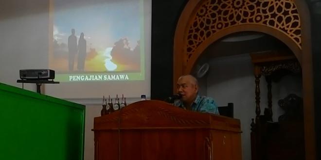 Pengajian Samawa PC LDII Sukolilo, Surabaya, Minggu (13/3/2016).