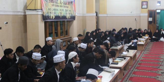 Santri Tahfidz Alquran PPM Khoirul Huda Surabaya