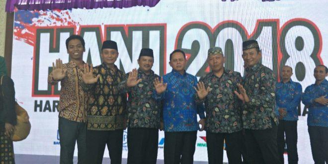 Wakil Ketua DPD LDII Surabaya Hadiri Puncak Peringatan HANI