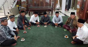 Pengurus LDII Silaturahim ke Ponpes Amanatul Ummah