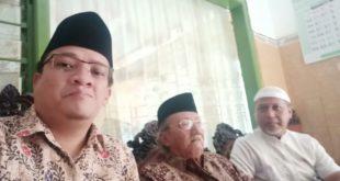 Jelang Rakernas, LDII Surabaya Silaturahim Ke MUI