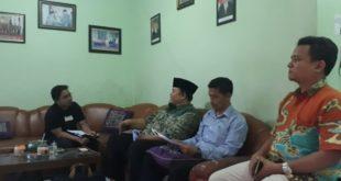 LDII Menerima Kunjungan Mahasiswa Universitas Ciputra Surabaya