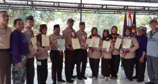 Ketua Sakocab SPN Surabaya Ikuti Kursus Pembina Pramuka Mahir Tingkat Lanjutan