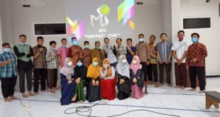 MTI : Mengaji Sambil Belajar Bahasa Inggris